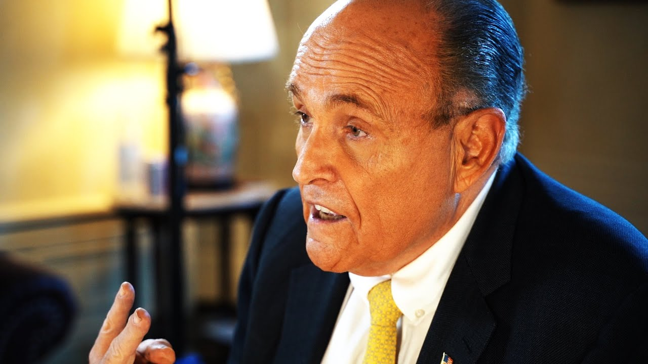 Rudy Previews UNRELEASED Info From Hunter's Hard Drive, Claims 'You Will Be Absolutely Con