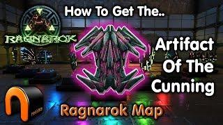 ARK ARTIFACT Of The CUNNING Ragnarok Map