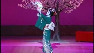 日本舞踊 夜桜お七