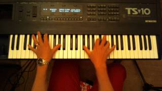 Solo Piano - Bobby Brown - Rock Wit