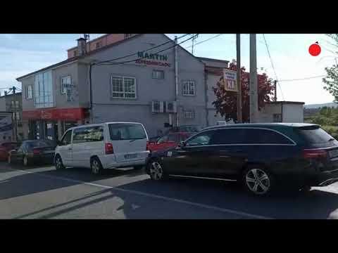 Los comerciantes de Feces de Abaixo reivindican la apertura de la frontera con Portugal