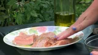 Chili-lime Salmon With Mango Salsa - Cookin' Gone Wild S1e8 | Indiana Dnr