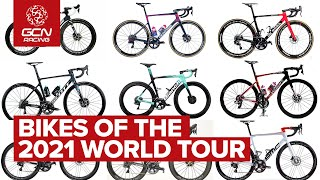 2021 Bikes Of The WorldTour | Who's Riding What In Pro Cycling This Year