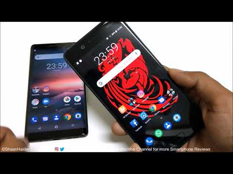 Top 5 Reasons Nokia 8 is Better than Nokia 8 Sirocco