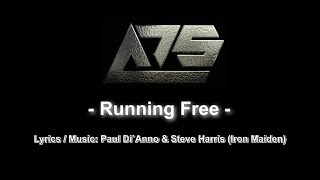 A D S    Running Free (Iron Maiden-Cover)   Promovideo
