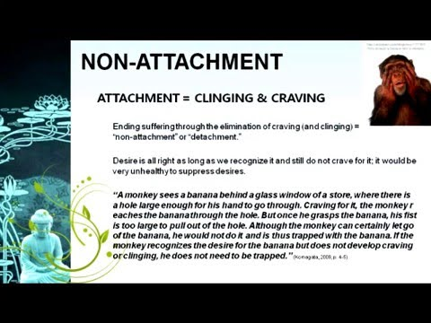 Attachment Theory, Non-Attachment & Mindful Parenting