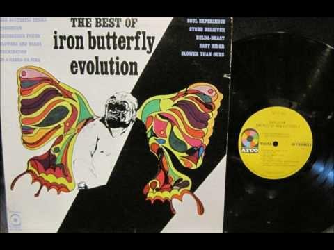 Iron Butterfly Theme , Iron Butterfly ,1971 Vinyl