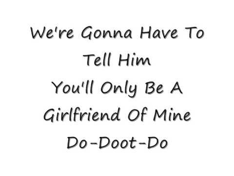 Michael Jackson Girlfriend Lyrics