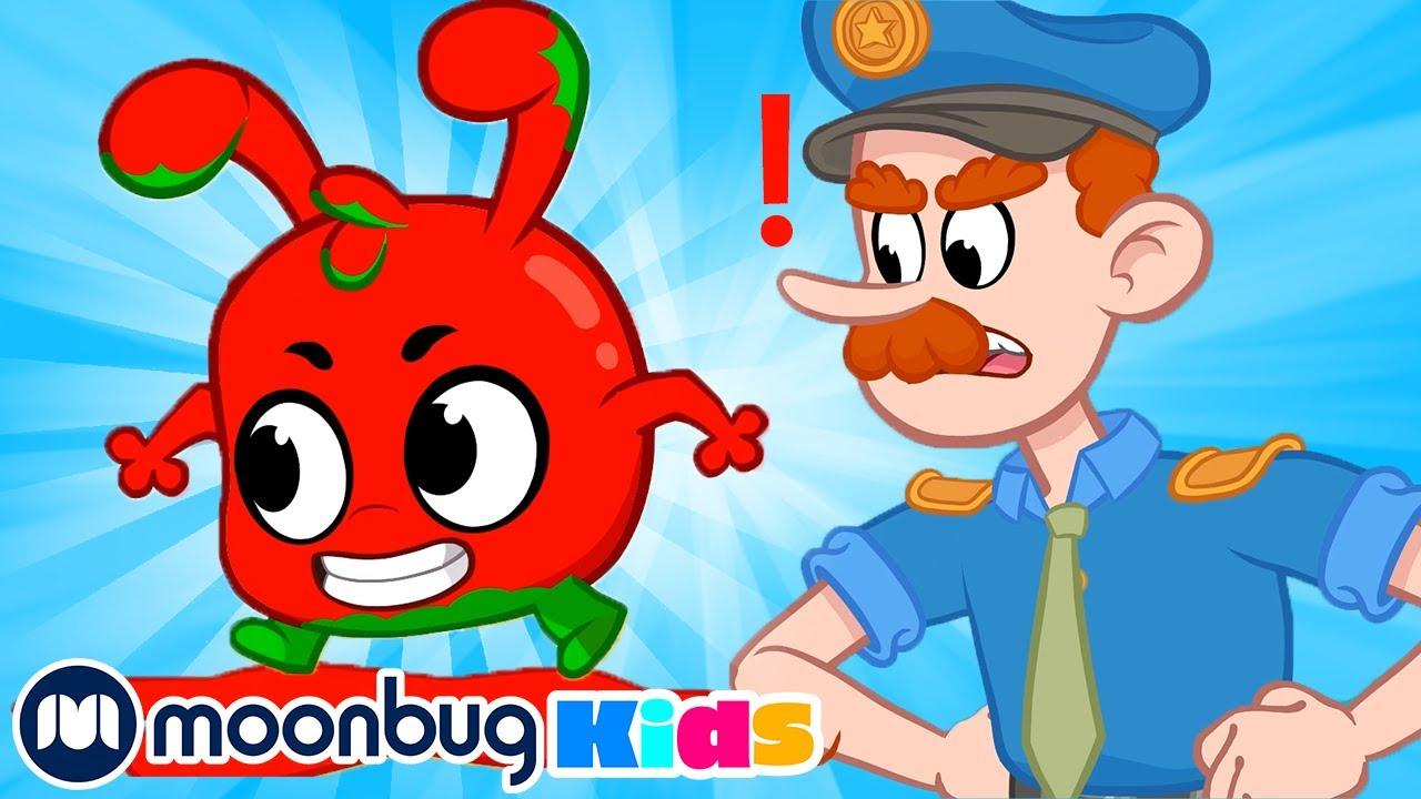My Magic Pet Morphle - Red Orphle RETURNS | Morphle Full Episodes | Cartoons For Kids | Moonbug Kids
