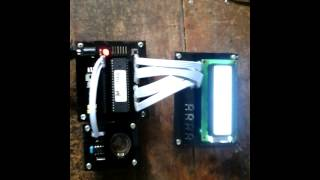 Digital clock with at89s51
