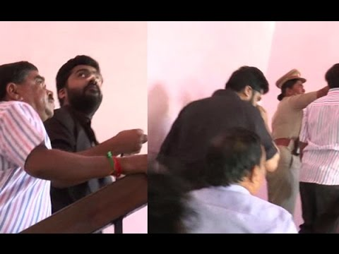 Beep Song Controversy - Actor Simbu Appears Before Coimbatore Police