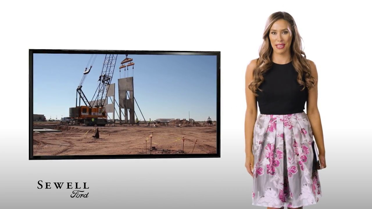 Sewell Ford Odessa Tx >> A New Home For Sewell Ford In Odessa Tx Youtube