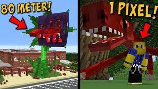 Die größte Killer Pflanze! (Monster vergrößern & verkleinern) - Schrumpf Mod