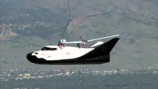 NEW NASA SHUTTLE Dream Chaser
