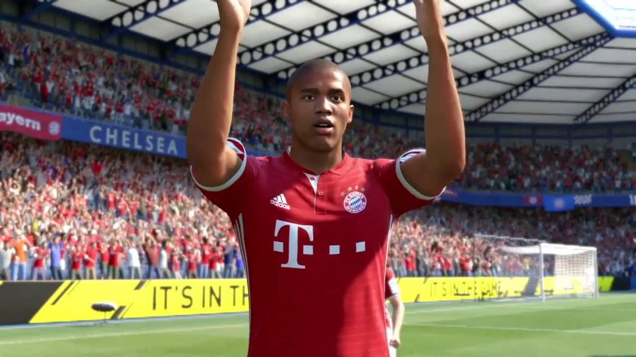 FIFA 17 Douglas Costa Insane goal