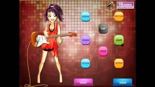 Disco Girl Dress Up - Y8.com Online Games by malditha