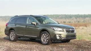 2018 Subaru Outback Touring 2.5i Review - AutoNation