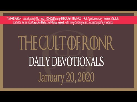 ronr-daily-devotions-january-20,-2020---executive-committees-#ronr-#libertarian-#cult-#futon