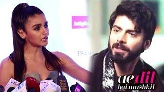 Alia Bhatt On Pakistani Actors & Banning Ae Dil Hain Mushkil