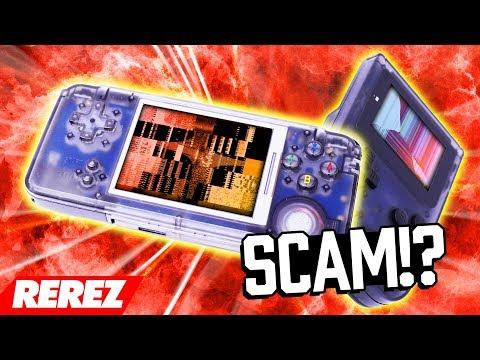 Scam Clone Consoles!? - Retro Game & Retro Mini Review - Rerez