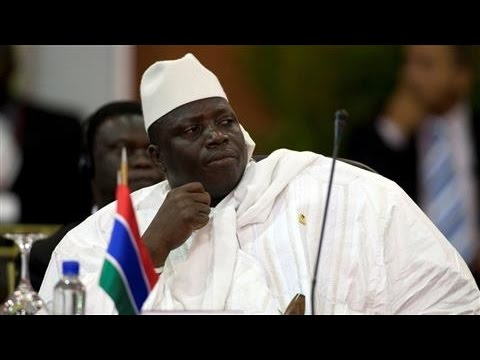 Gambia's Jammeh Cedes Power, Agrees to Leave County