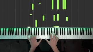 You're Not Alone - Final Fantasy IX (Piano Opera) [hard]
