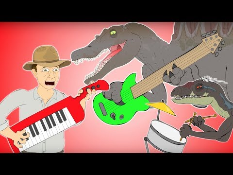 JURASSIC PARK 3 THE MUSICAL - Instrumental
