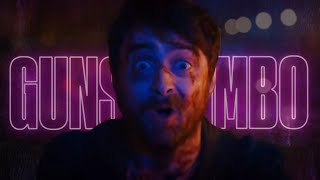reaction | Трейлер #1 «Безумный Майлз/Guns Akimbo»