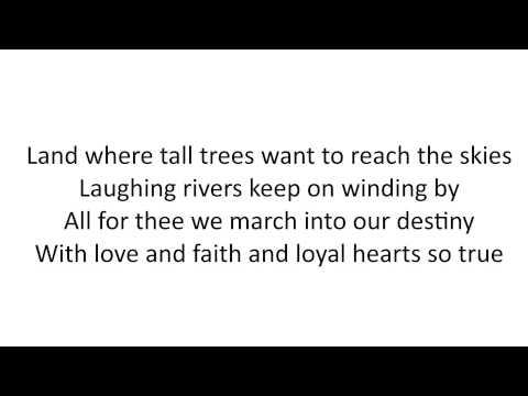 Agusan Hymn
