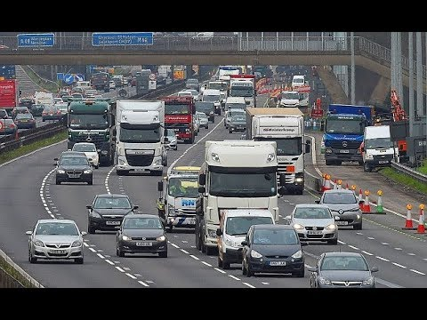 Fibre optic cables could cut traffic on busy motorways