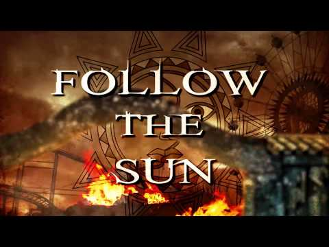 "DANCING FLAME (feat. Mark Boals) - ""Follow The Sun"" Official Lyric Video"