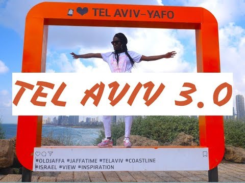 SUMMER VLOG 2018: Vacances TEL AVIV 3.0 - W/ ENG SUB Holiday 2018 - JUSTROZY 🌹