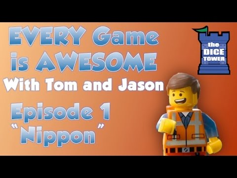 Every Game is Awesome 1 - Nippon