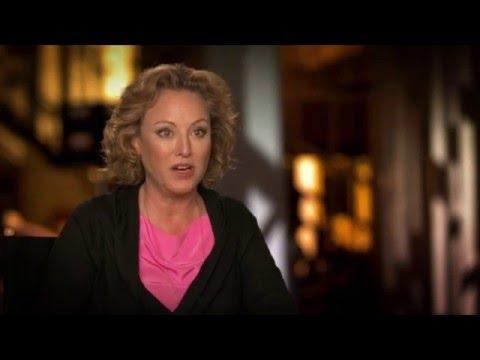 """Joy: Virginia Madsen """"Terry"""" Behind-the-Scenes Interview"""