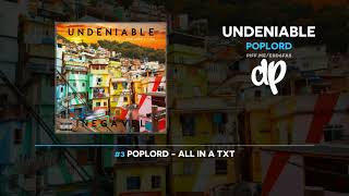 PopLord - Undeniable (FULL MIXTAPE)