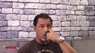 Al Snow on his more Muscular Physique