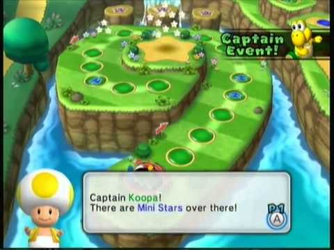 [Playthrough] Mario Party 9 (Wii) - Part 1 - Toad Road