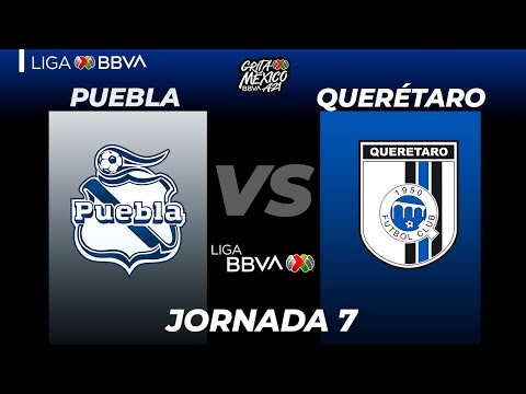 Puebla G.B. Queretaro Goals And Highlights