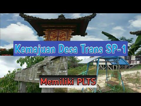 Transmigrasi Kalimantan Tengah - Trans SP-1 Desa Tumbang Kajuei Rungan Gunung Mas Kalimantan Tengah