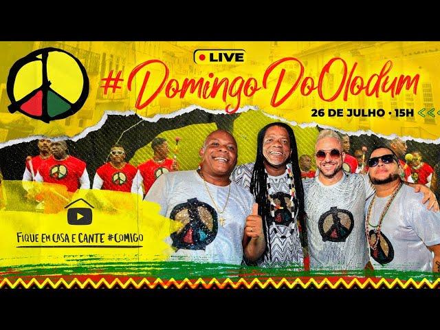 LIVE  #DomingoDoOlodum