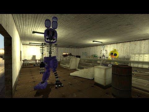 Garry's Mod | Ignited Bonnie's Adventure