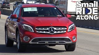 2018 Mercedes-Benz GLA 250 Review and Test Drive - Smail Ride Along Video