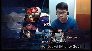 Hyper Universe (Gameplay) - Reflect Set with Hongdukei [Mighty Goblin] (11-min Speed Run)