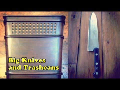 Scavenger Life Episode 342: Big Knives and Trashcans
