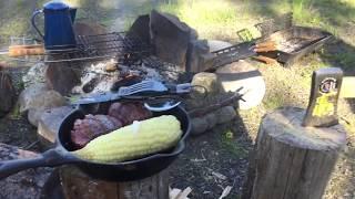 May 2019 Oregon Camping