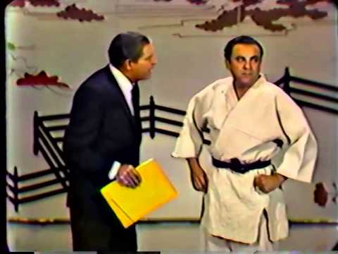 Bill Dana joins MIlton Berle on The Hollywood Palace 1965