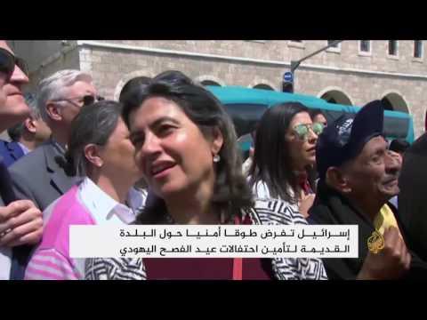 الاحتلال يضيق على الزوار المسيحيين في القدس