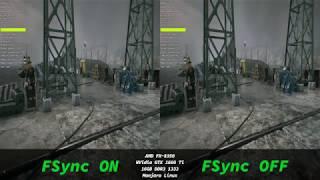 Linux FSync Test