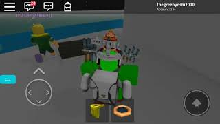 ROBLOX Sinking Ship Bouncing Tugboat Glitch