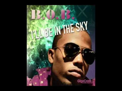 B.o.B.---I'll Be In The Sky [Official Instrumental]
